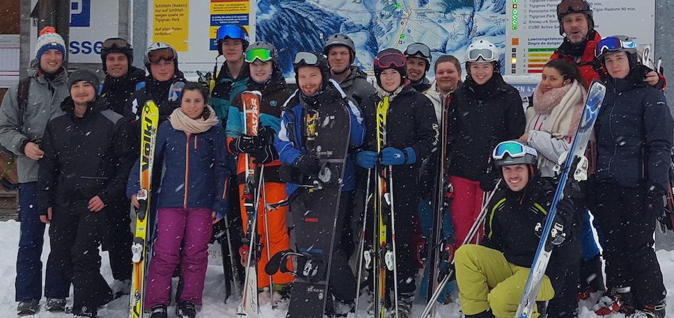 Ski- und Snowboardexkursion 2018 – Savognin