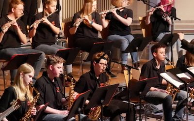 In A BIG BAND HOUR 2018